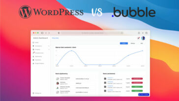 wordpress vs bubble